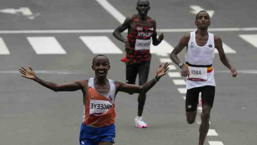 Quel est le nom du premier coureur de marathon ?