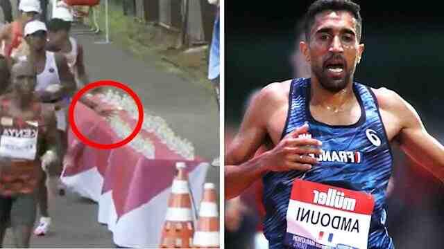Quel est le seul Français à avoir gagné la médaille d'or dans l'épreuve du marathon ?