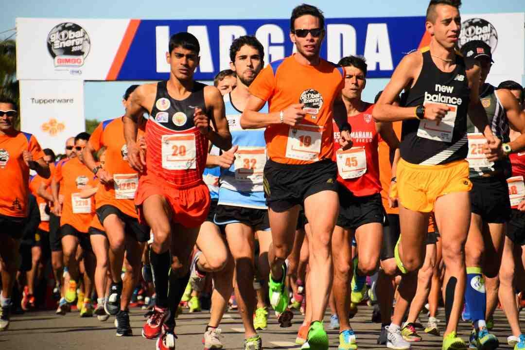 Qui remporte le marathon en 1956 ?